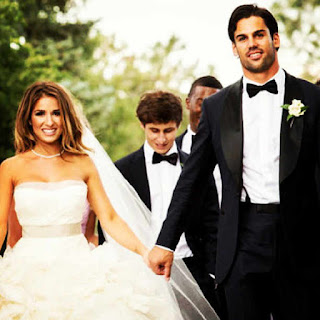 Eric Decker And Jessie James Wedding