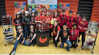 UHS Robotic Team Photo
