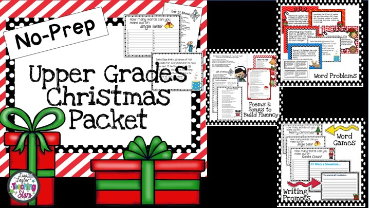 5 Ways to Engage Your Students Before the Holidays! - Teaching the Stars