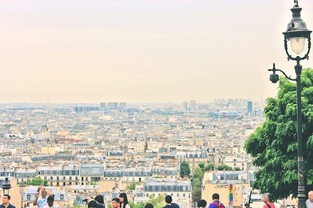 巴黎私房景點 黑色屋頂