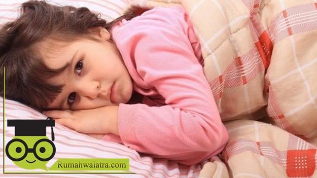 Cara Mengatasi Anak Susah Tidur Dimalam Hari