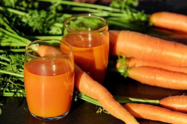 Cenoura aumenta produção de leite materno