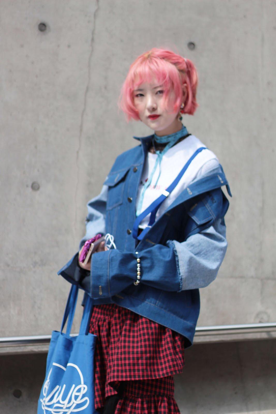 cheristyle_ seoul fashion week fw17 streetstyle