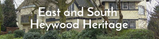 Link to information about heritage sites in east and south Heywood