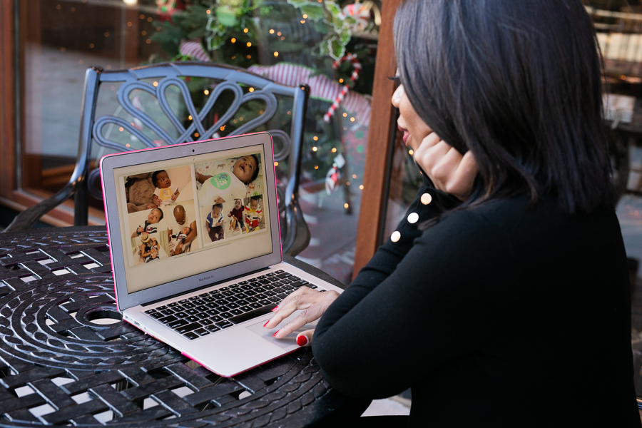 The Perfect Holiday Gift with Blurb photo book, www.jadore-fashion.com