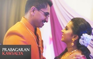 Malaysian Indian Engagement Video Highlights | Prabagaran & Kawsalya