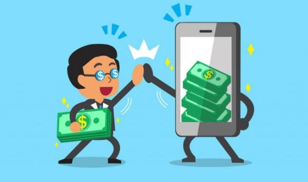 aplikasi penghasil uang terbaik
