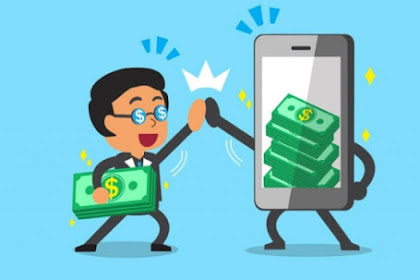 Inilah Aplikasi Android Penghasil Uang Terbaik, Paling LEGIT !!!