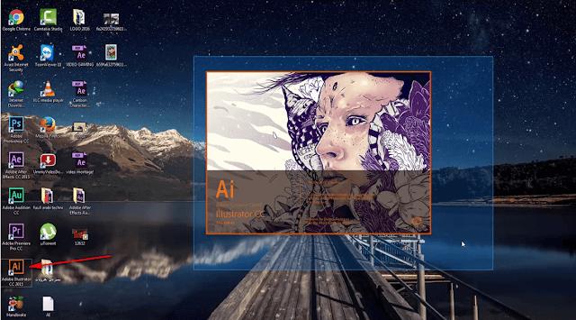 تحميل برنامج Adobe Illustrator CC + تفعيل