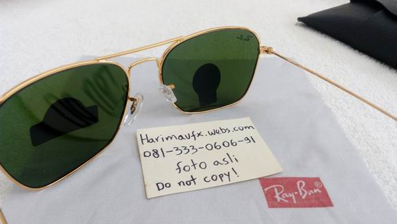 Terjual kacamata rayban kw super grade ori - Page2  6e94240355