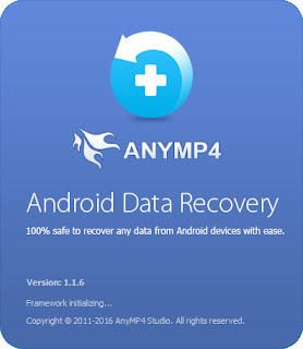 AnyMP4 Android Data Recovery v1.1.6.0 Full Crack