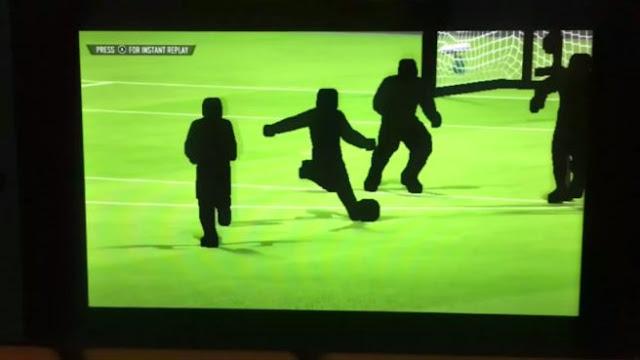 FIFA 18 experimenta dos divertidos bugs en Nintendo Switch