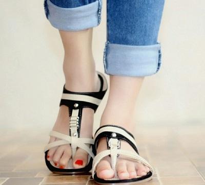 model sandal wanita masa kini