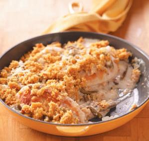 Douglicious Chicken Sour Cream Casserole
