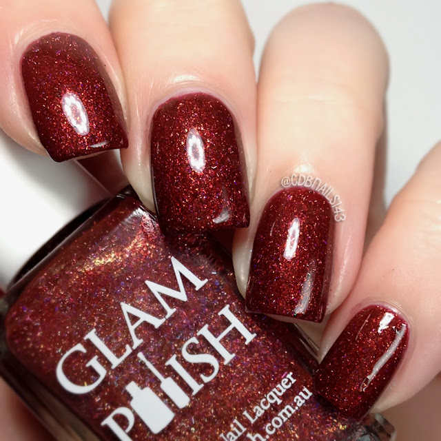 Glam Polish-Burning Love