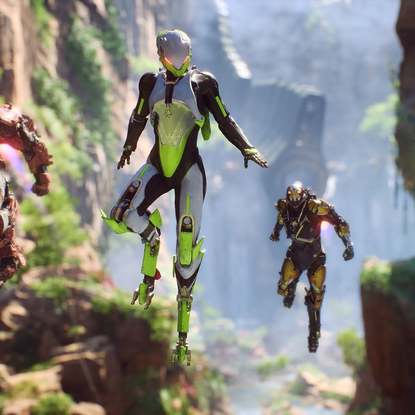 Anthem, Javelin, Colossus, Interceptor, Storm, 4K ...