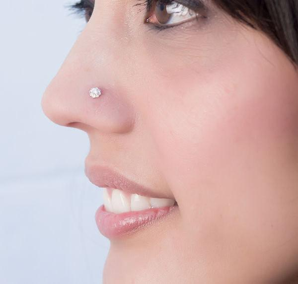 New Style Fashion Beautiful Gold Or Diamond Designs Nose Ring And