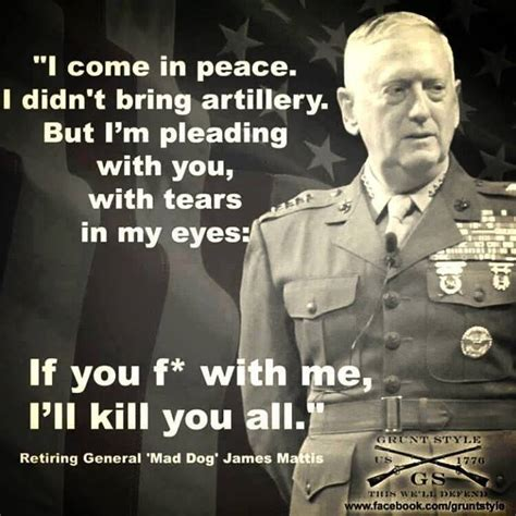 Judy Morris Report Who Is Mad Dog James Mattis Patriot Neocon