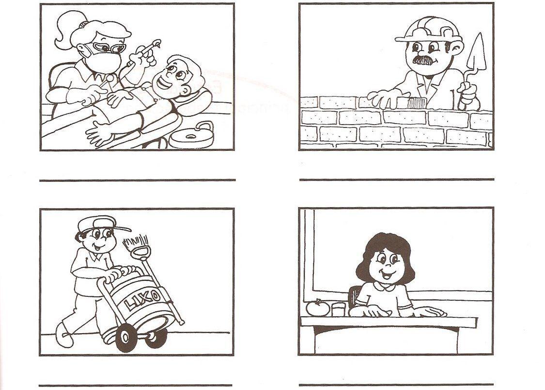 Esos Locos Bajitos De Infantil Fichas Para Trabajar Los