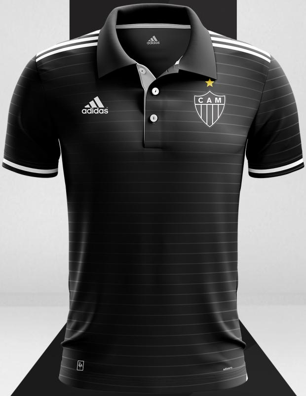 50ad10bba6 E se fosse assim - Clube Atlético Mineiro (MG) - Show de Camisas