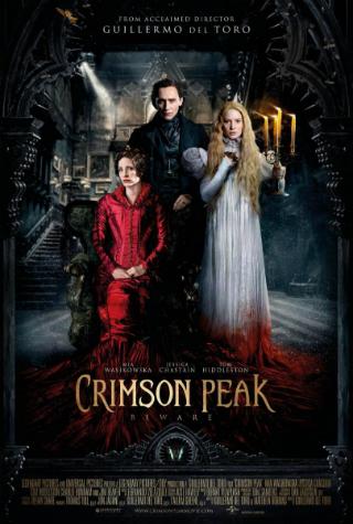 Crimson Peak [2015] [DVDR] [NTSC] [Latino]