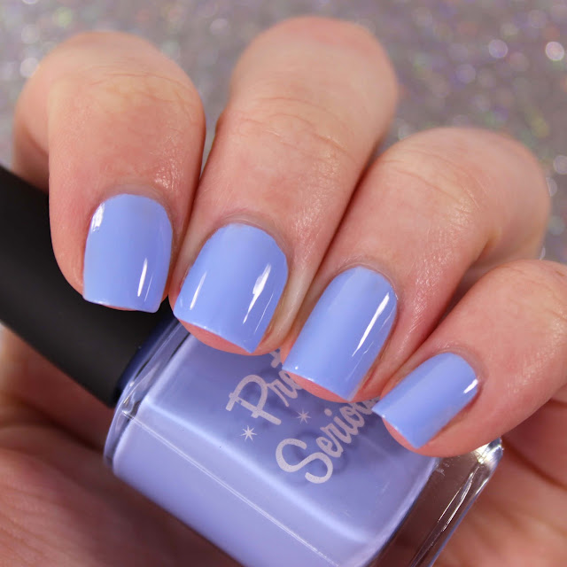Pretty Serious - Can't Take the Sky Swatches & Review