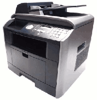 Dell MFP 1815dn Printer