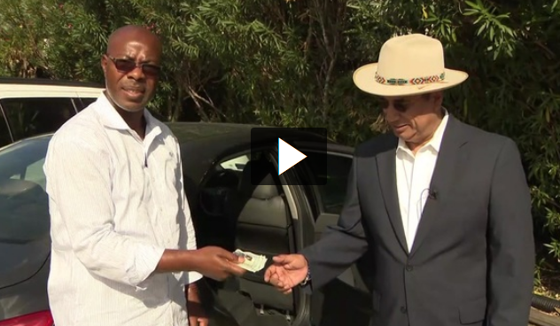 Read How A Nigerian Uber Driver In Houston Returns $700 To Customer