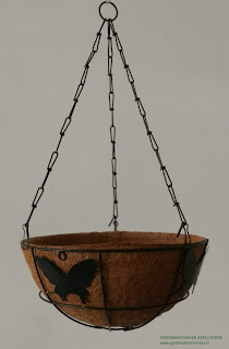 coir hanging basket India