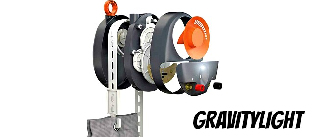 The blueprint behind the technological innovation gravitylight that runs without electricity via geniushowto.blogspot.com science and technology news and gadgets