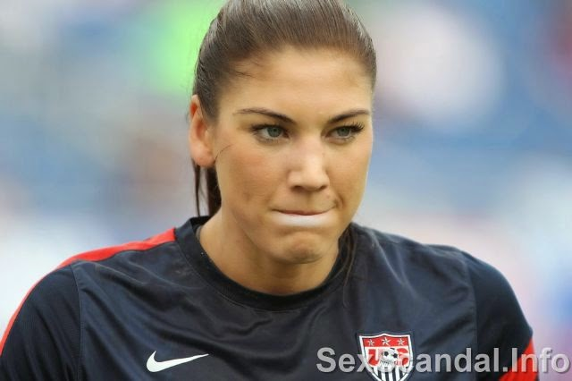 Hot Scandals And Amateur: Hope Solo Nude Pictures Leaked, Close-Up Hacked Naked Selfies