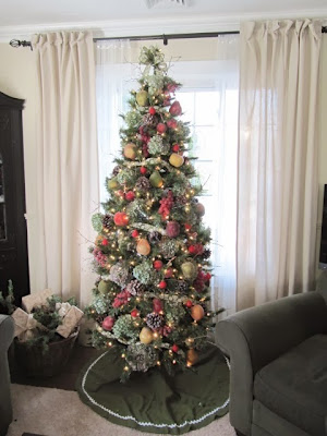 Sew Many Ways Christmas home tour 2013