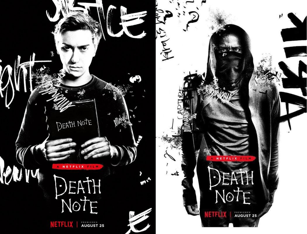 """Képtalálat a következőre: """"Death Note 2017"""""""