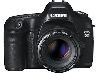 Canon EOS 5D Firmware Update 1.1.1 Free Download