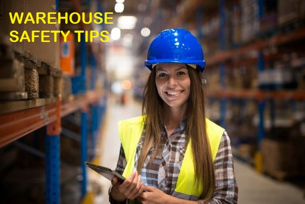 6 Warehouse Safety Tips