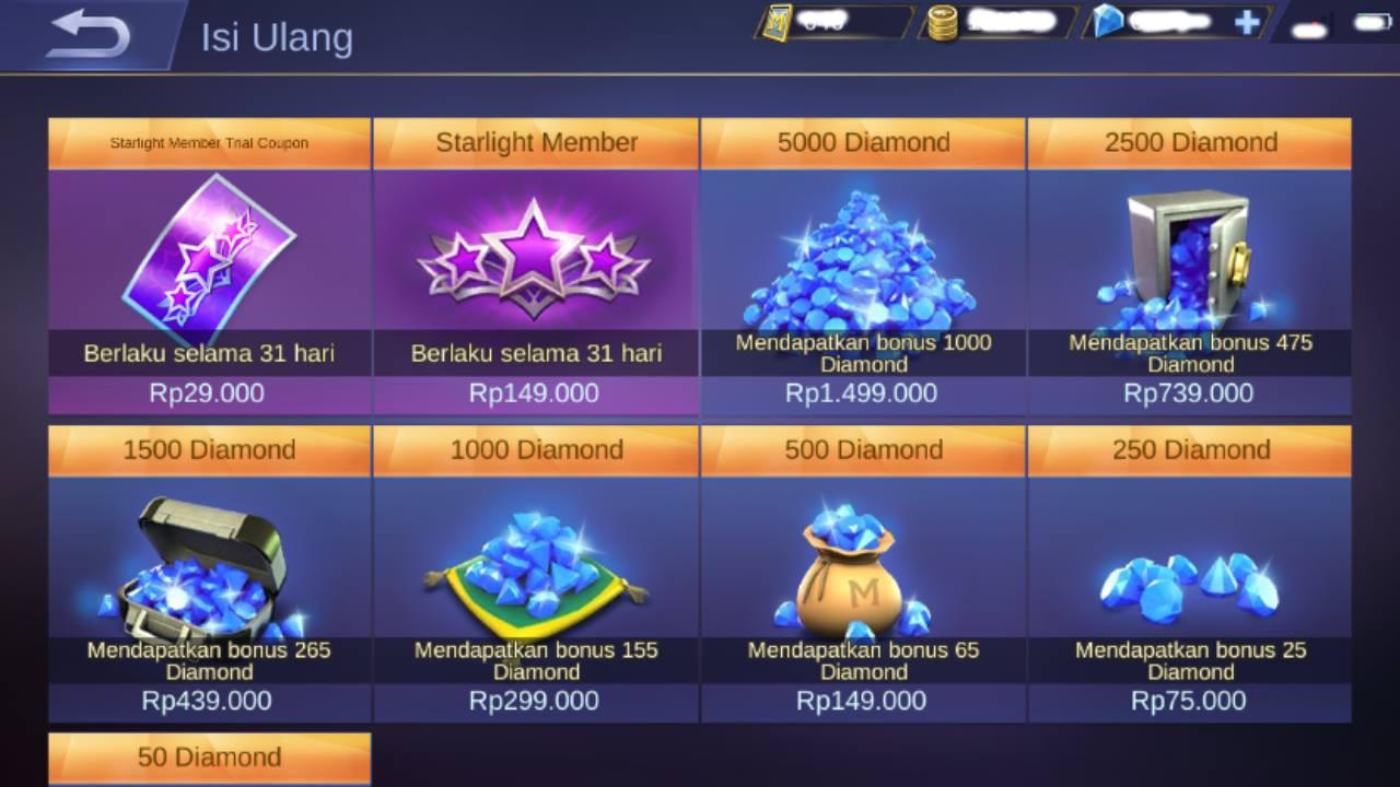 Waspada Jangan Tertipu Jual Beli Diamond Akun Mobile Legends Si