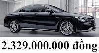 Giá xe Mercedes AMG CLA 45 4MATIC 2019