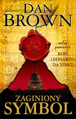 """Zaginiony Symbol""- Dan Brown"