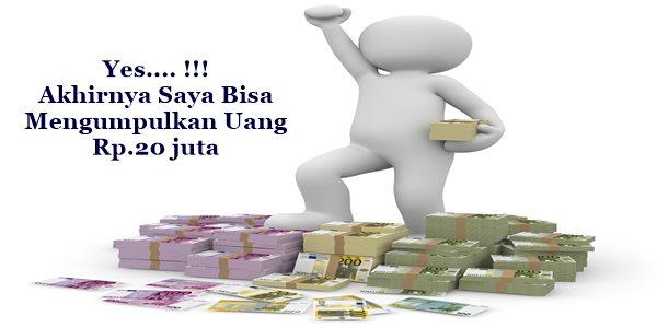 Cara Mengumpulkan Uang