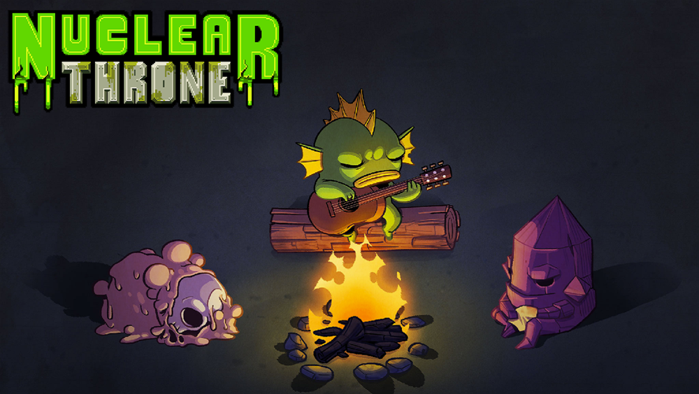 Nuclear Throne Download Poster