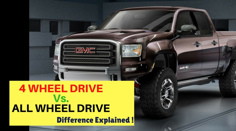 mechanical minds four wheel drive vs all wheel drive explained. Black Bedroom Furniture Sets. Home Design Ideas