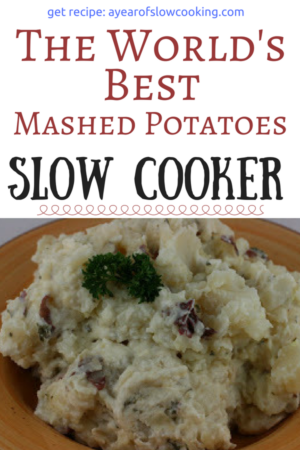 ... and parsley you truly can not find a better mashed potato, anywhere