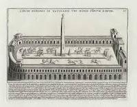 Circo de Nerón y el obelisco