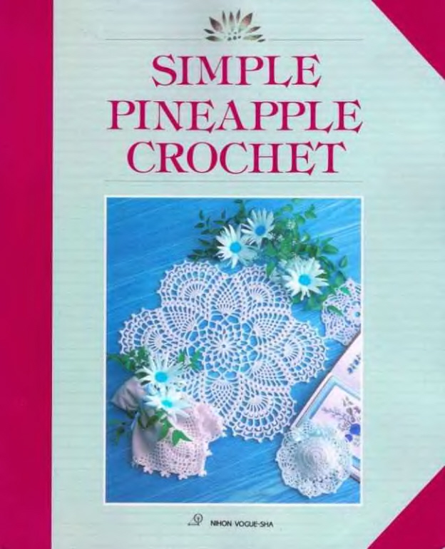 Revista Tapetes de Crochet Tutoriales