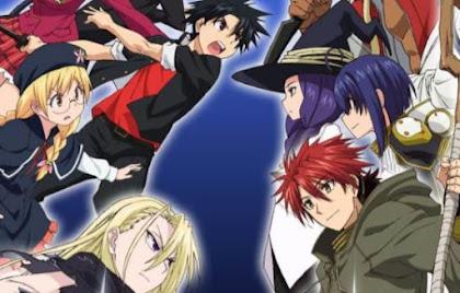 UQ Holder!: Mahou Sensei Negima! 2 Todos os Episódios Online