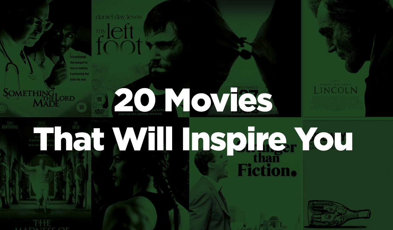 20 Movies That Will Inspire You