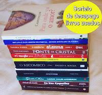Sorteio-livros