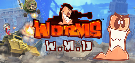 Worms W.M.D Free Download PC Game