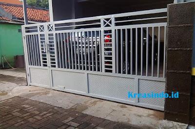 Harga Pintu Minimalis Besi Untuk Pagar Berbagai Macam Model