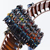 Άνοιξε τις πύλες του το ψηλότερο και ταχύτερο roller coaster στον κόσμο (video+photos)